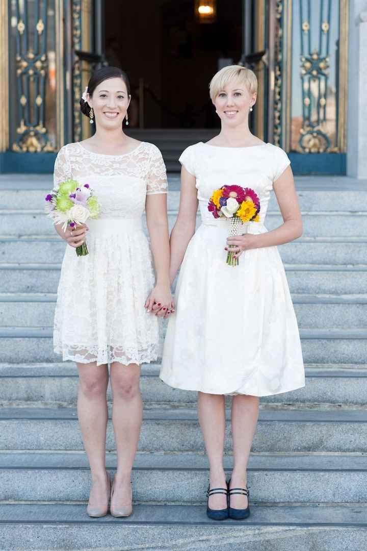 Casamento homoafetivo - 2