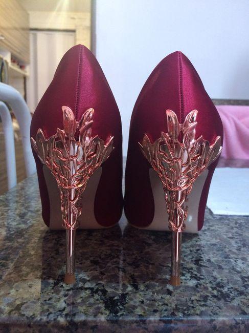 Meu Sapato, finalmente, chegou! #aliexpress 1
