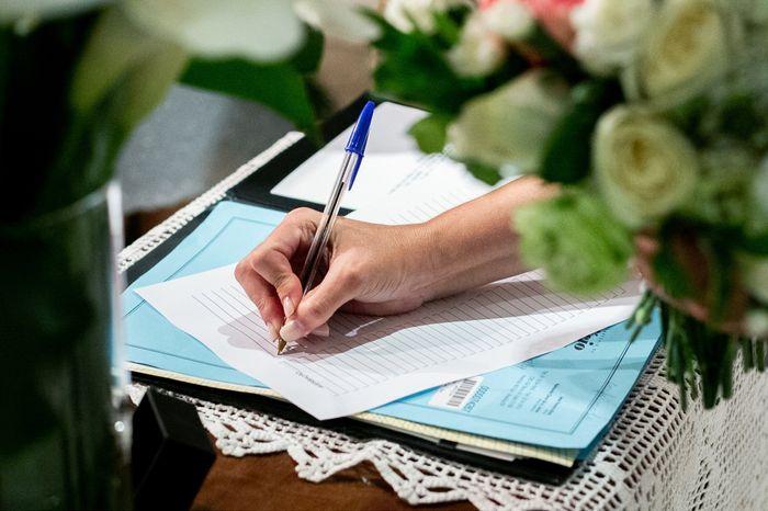 Casamento civil realizado com sucesso!!! - 3