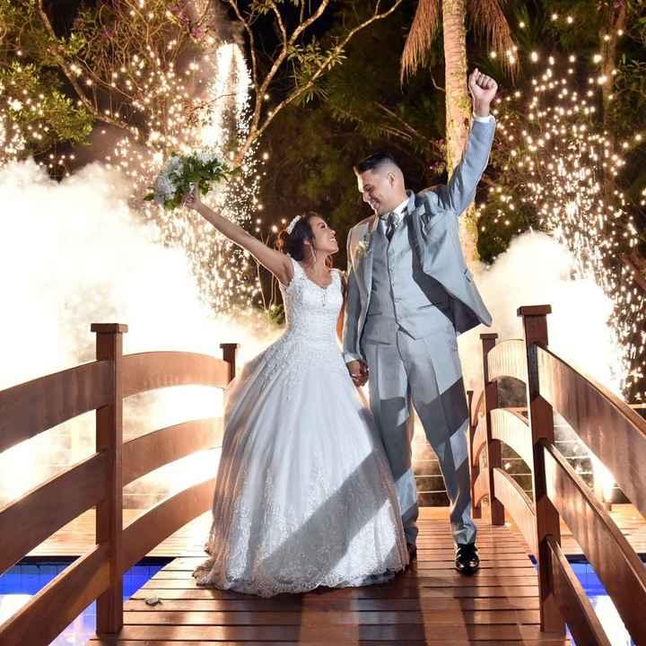 Meu casamento - 1