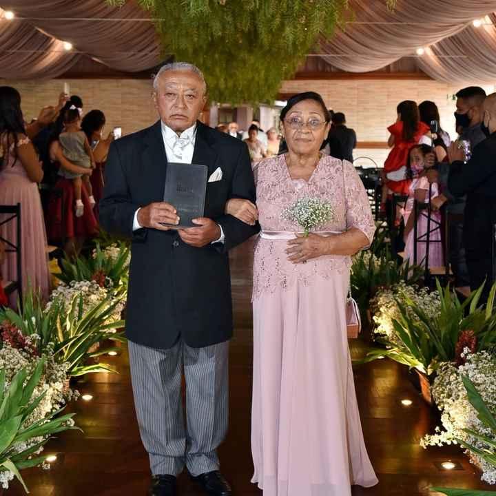Meu casamento - 2