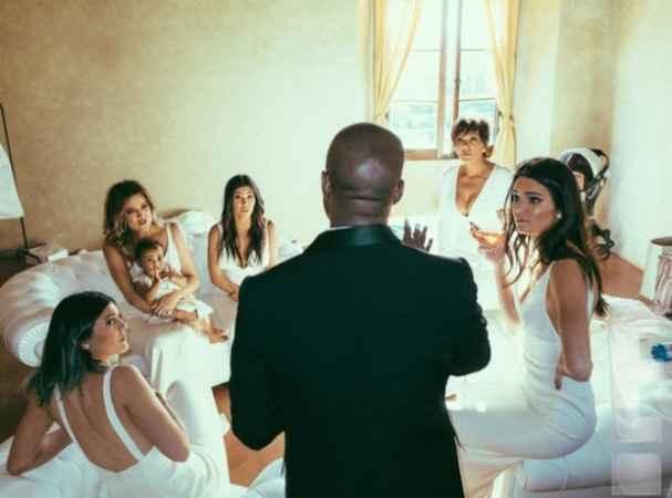 2 casamento Kim Kardashian