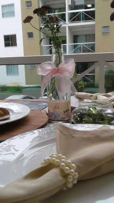 Meu almoço de noivado 8