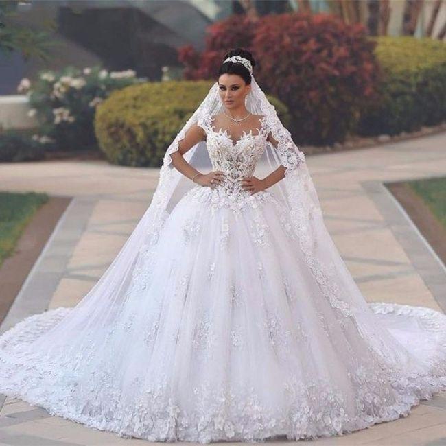 Vestido Estilo Princesa Ou Sereia Qual é O Seu
