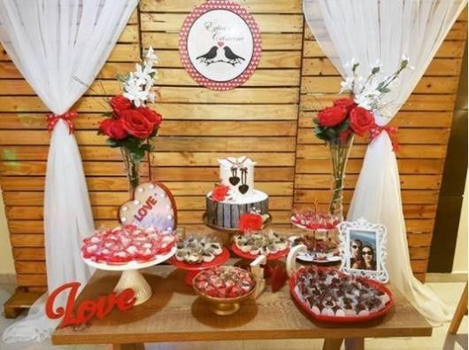 Casando sem grana > Noivado...#decoração 3