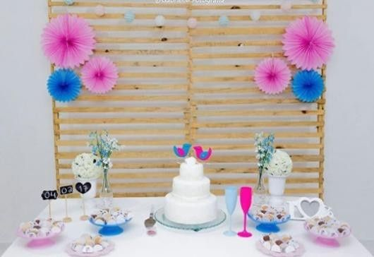 Casando sem grana > Noivado...#decoração 4