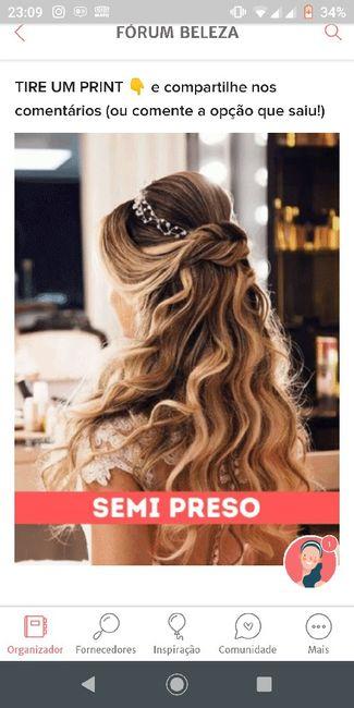 TIRE UM PRINT para decidir o penteado 19
