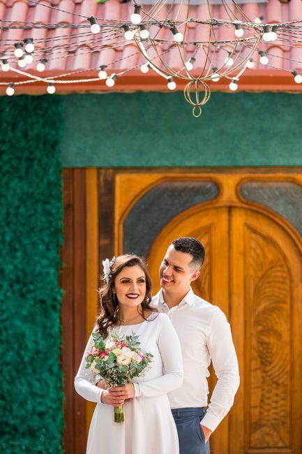 Nosso casamento civil na quarentena 10