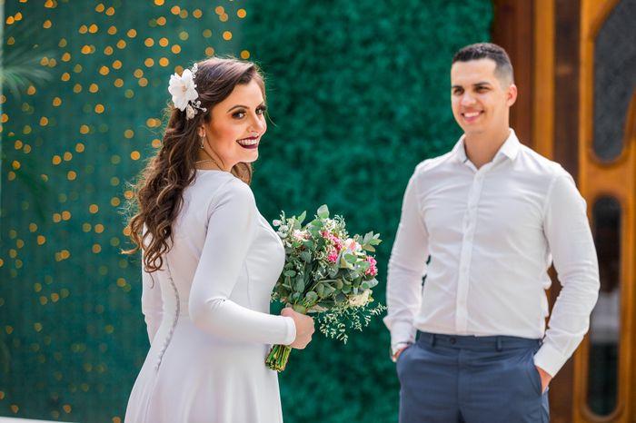 Nosso casamento civil na quarentena 12