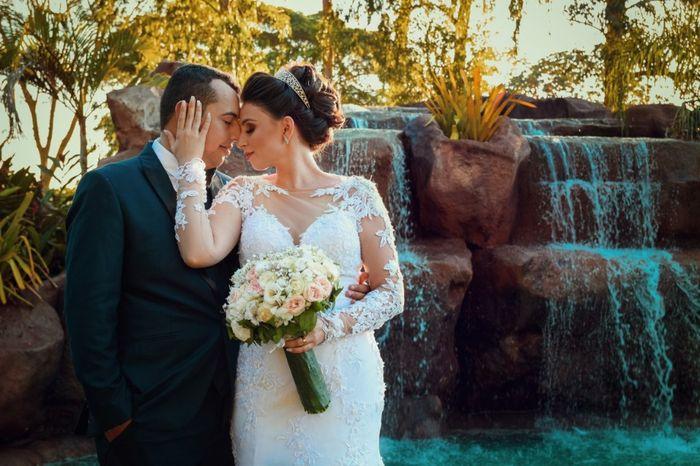Enfim, casados! 11