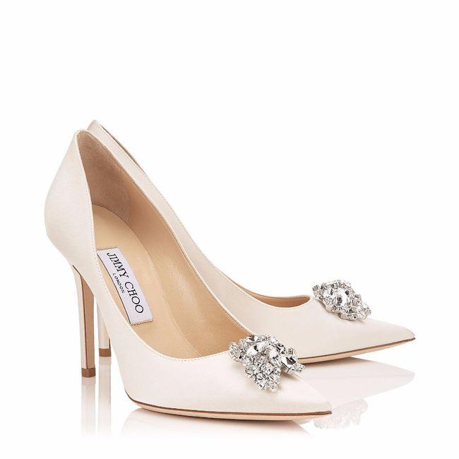 Fábrica de Casamentos: sapatos 4