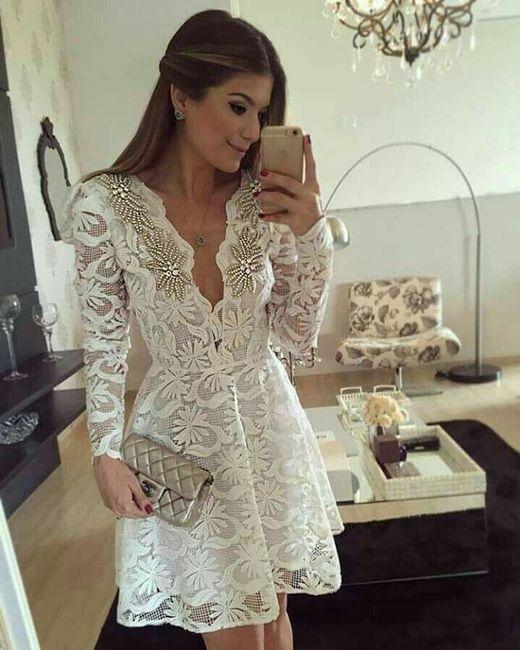 Escolha Do Vestido Casamento Civil