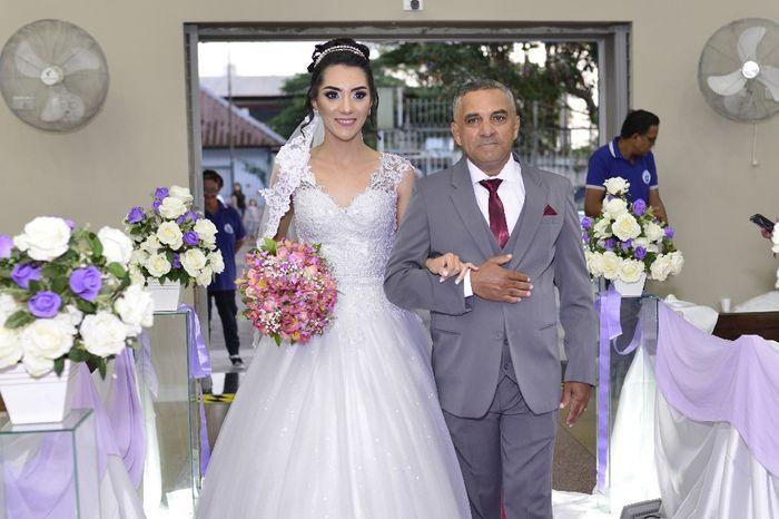 Casamos!!! 👰🤵❤️ 1