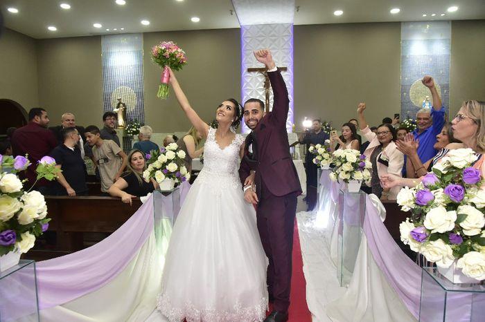 Casamos!!! 👰🤵❤️ 2