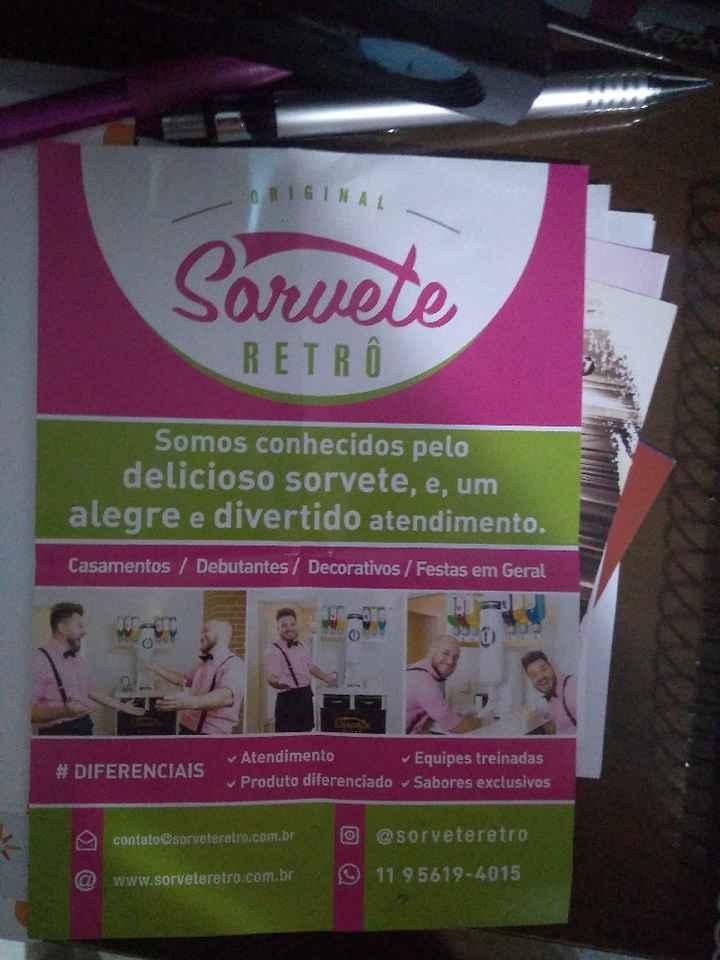 Food bike ou carrinho gourmet - 1