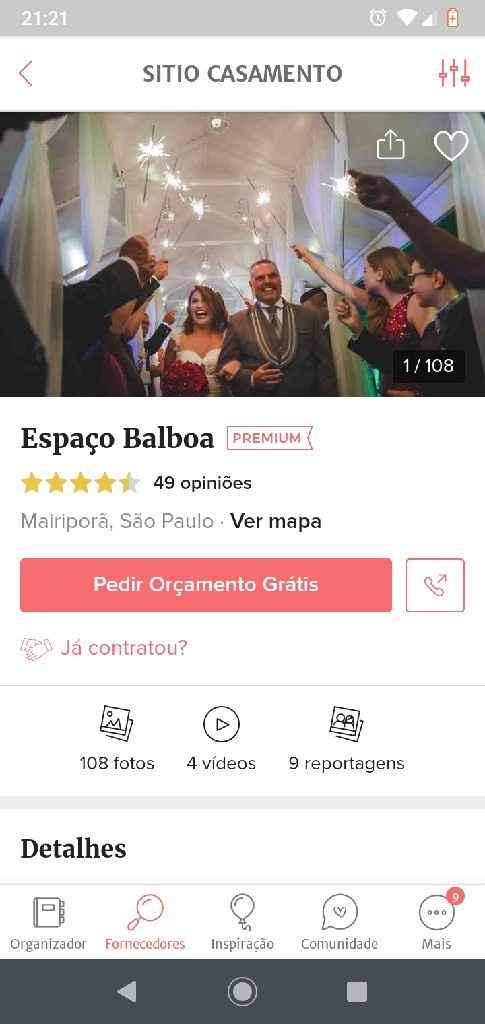 Espaço Balboa Mairiporã - 1