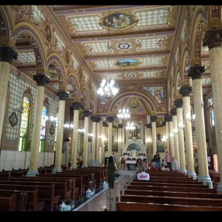 Indicação Igreja Católica e Salão - Zona leste - 1