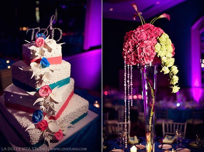 decoracao de casamento azul amarelo e rosa : decoracao de casamento azul amarelo e rosa:tudo, des de doce, lembrancinha, colocar esse contrste azul e rosaE