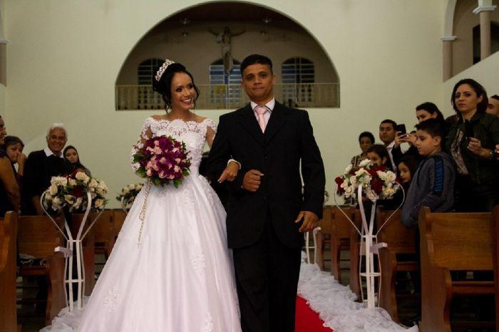 4 meses de casadinha, e agora venho com as minhas fotos oficiais!!! #vemver ❤ 2