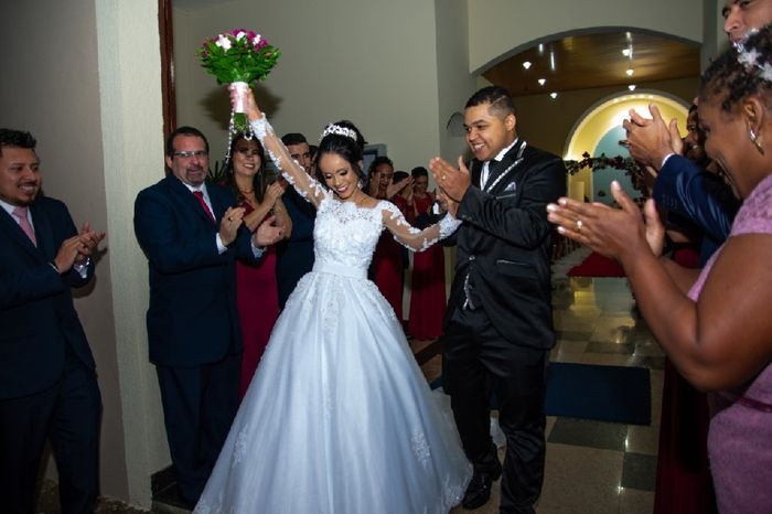 4 meses de casadinha, e agora venho com as minhas fotos oficiais!!! #vemver ❤ 14