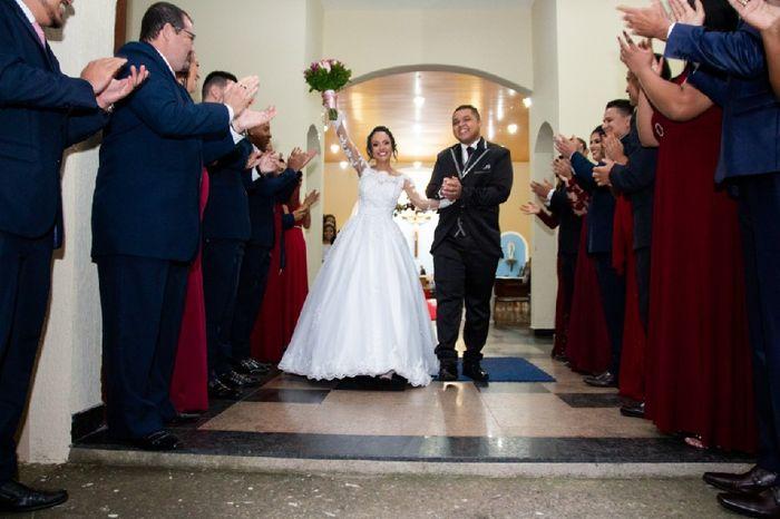 4 meses de casadinha, e agora venho com as minhas fotos oficiais!!! #vemver ❤ 15