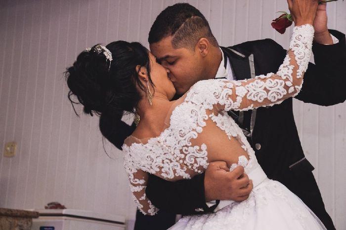 4 meses de casadinha, e agora venho com as minhas fotos oficiais!!! #vemver ❤ 27