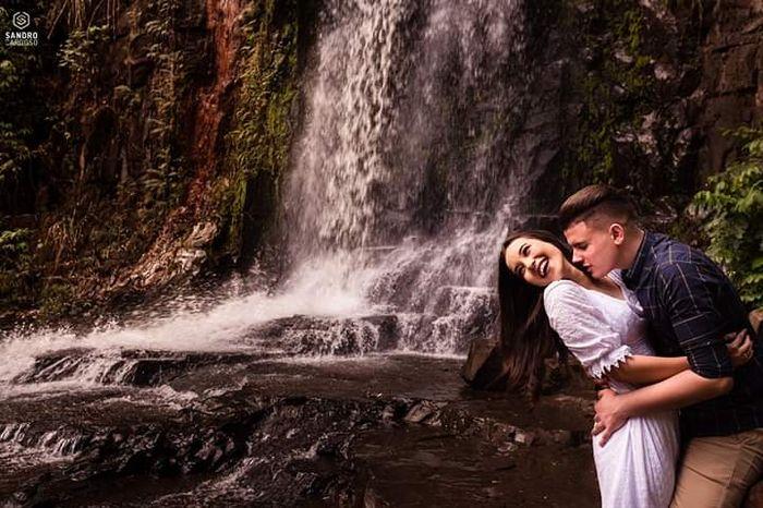Pré-wedding - Relato ❤️ 2