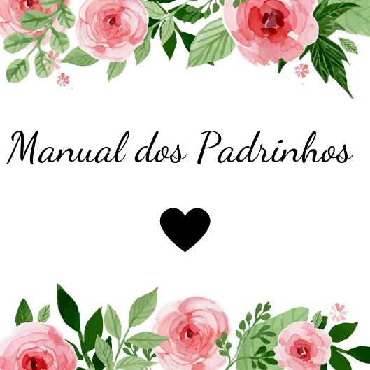 Manual de Padrinhos - 1