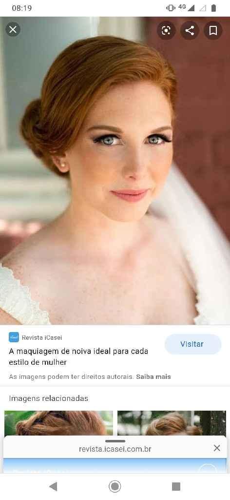 Minhas escolhas para o dia de noiva - inspirações - Melissa - 2