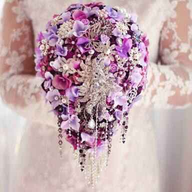 #noivamusa - Buquês de broches! - 4