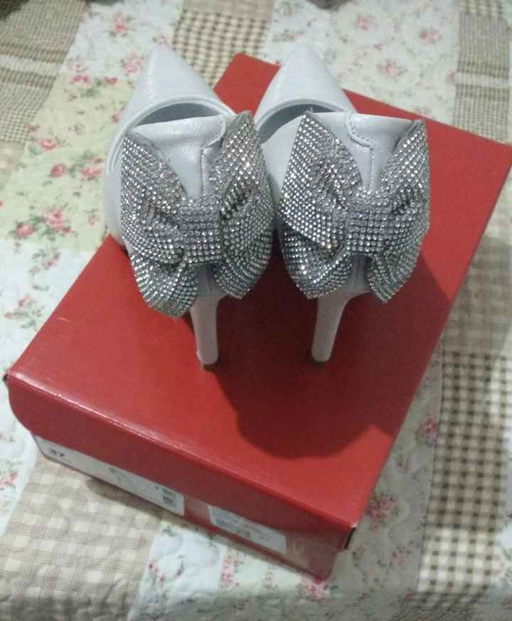 Cinderela Shoes RS