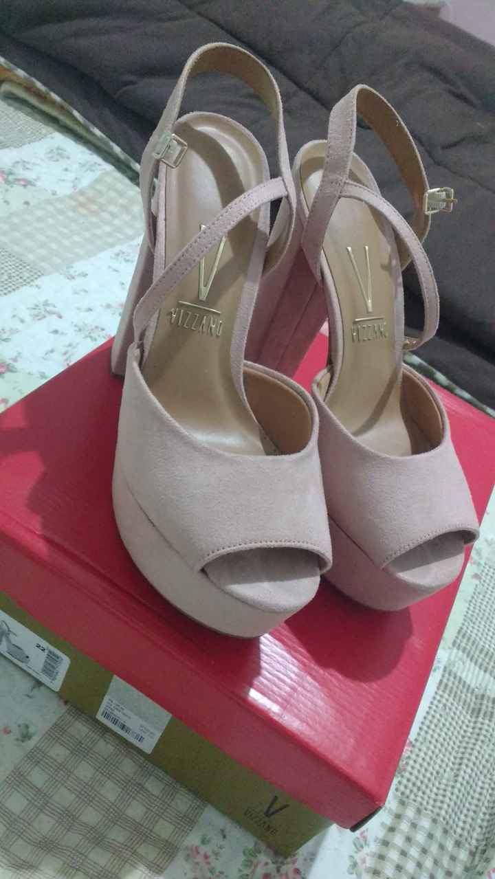 Cinderela Shoes - One