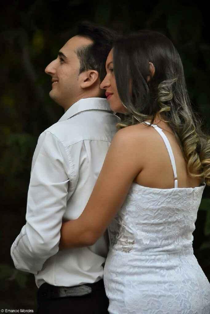 e fizemos o nosso Pré- Wedding ❤ - 4