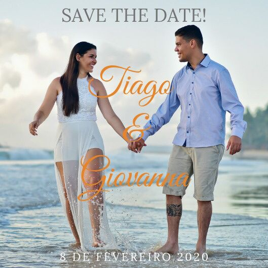 Save the Date 🥰 2