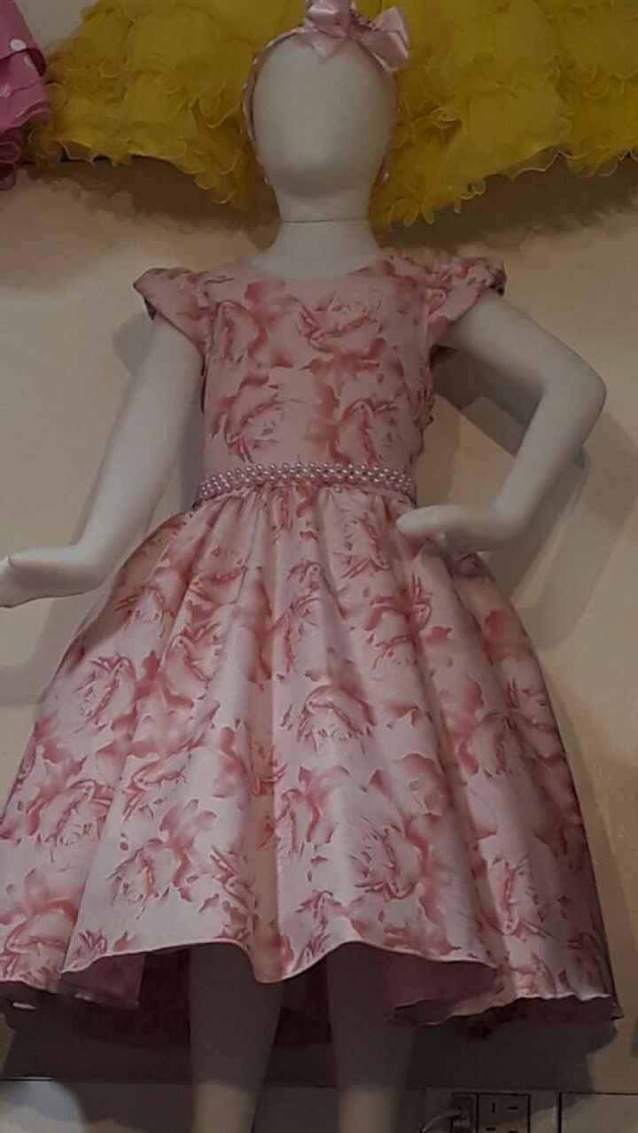 Vestido Florista - 1