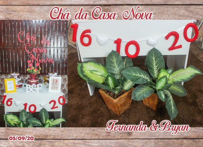 Nosso Chá da Casa Nova ♥ 05.09.2020 - 1