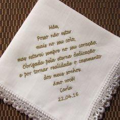 lenço para mãe