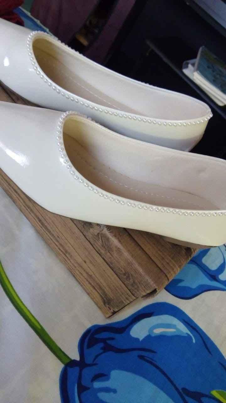 Sapato da Noiva: Me ajudem