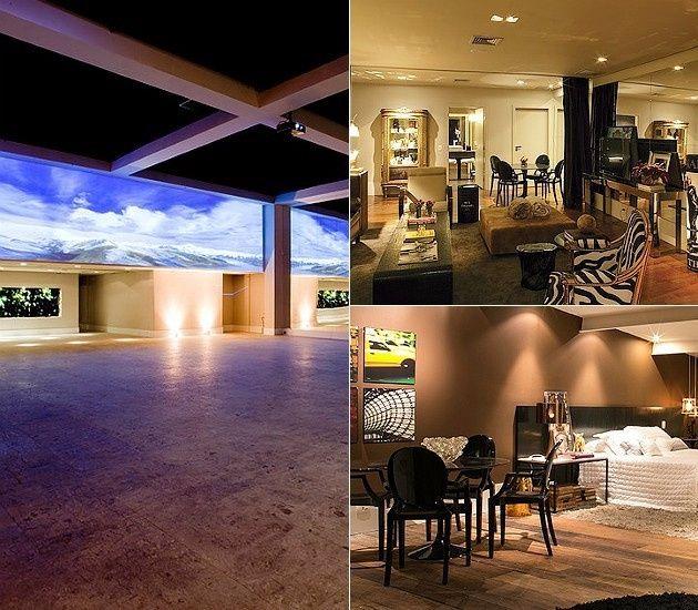 Buffet de luxo com elevadores, suítes e camarins