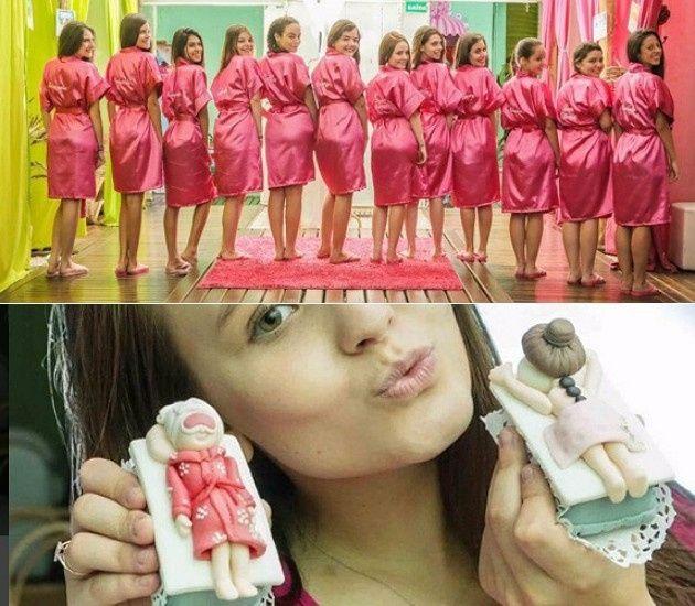 Dia de Princesa - Spa com as amigas
