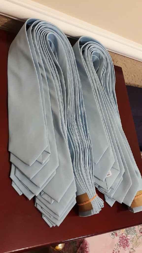 Minhas gravatas chegaram!! 🤩 - 1