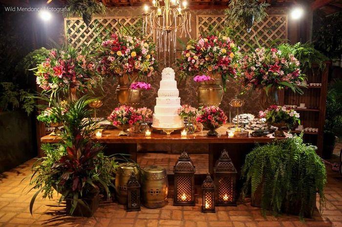 Decoração de casamento 11