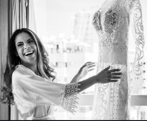 Minhas escolhas para o dia de noiva - Rebecca 5