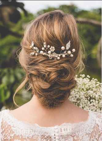 Minhas escolhas para o dia de noiva - Rebecca - 1