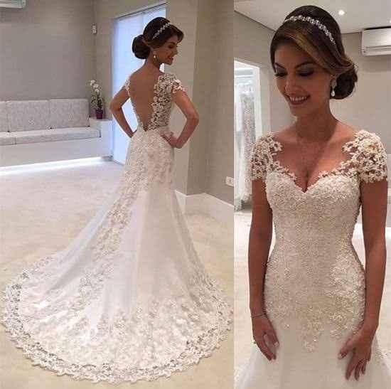 Vestido de noiva ❤️ - 1