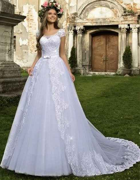 Vestido de noiva ❤️ - 4