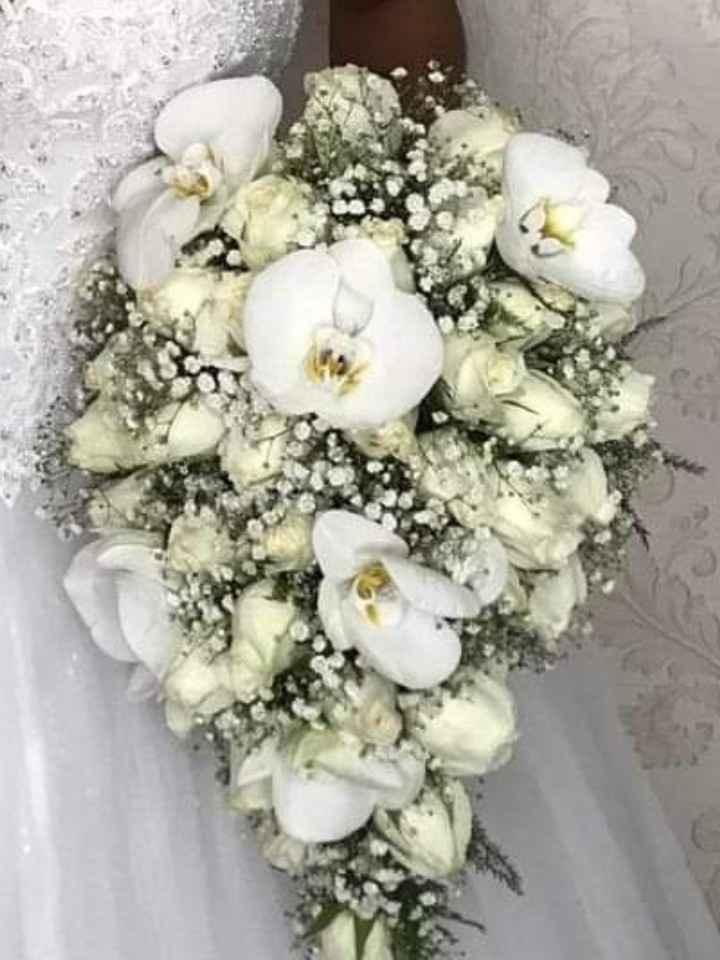 Buquê de Flores - 1
