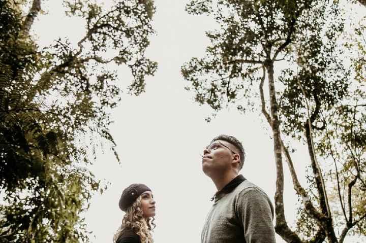 Como me pediram, segue mais algumas fotos do Pré Wedding - 7