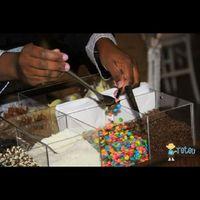 Doces ou Cascata de Chocolate - 1