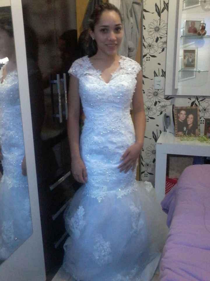 Vestidoe noiva da china
